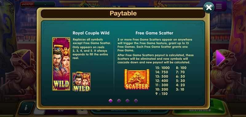 เกมสล็อต Dragon & Phoenix