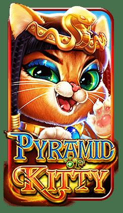 รีวิวเกมสล็อต Pyramid of kitty