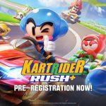 เกมออนไลน์มือถือ KartRider Rush