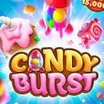 Candy Burst เกมสล็อตแคนดี้