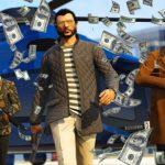 เกมในตำนาน Grand Theft Auto V (GTA V)