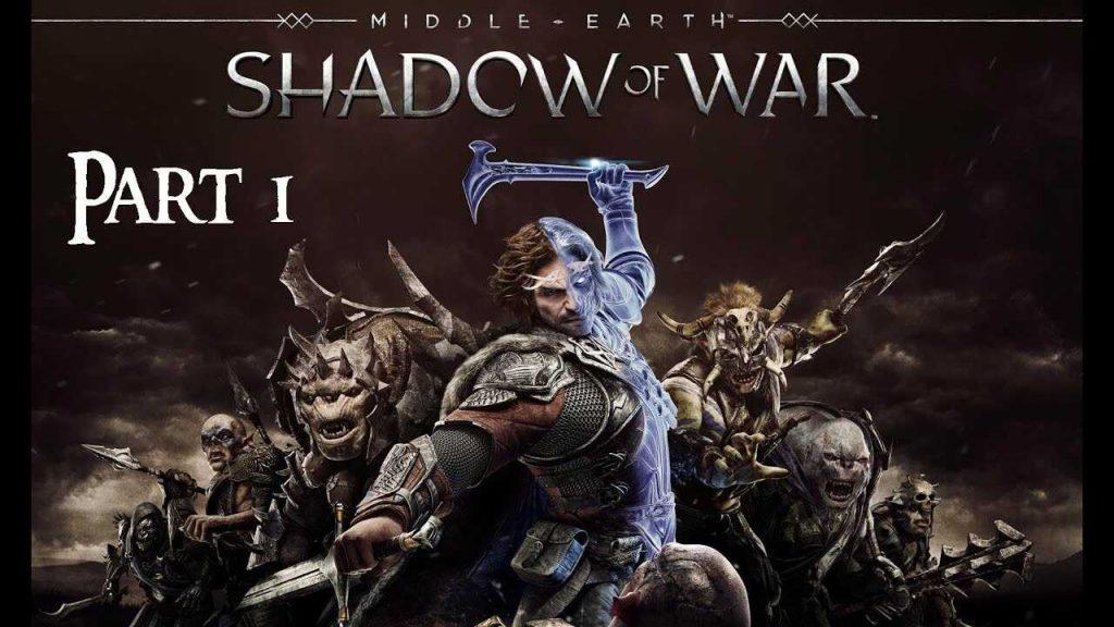 มาลอง โหลดเกม มันส์ๆ Middle-Earth : Shadow of War เกมส์แรกกันดูเลยละกัน